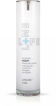 Lifeline Recovery Night Moisture Serum