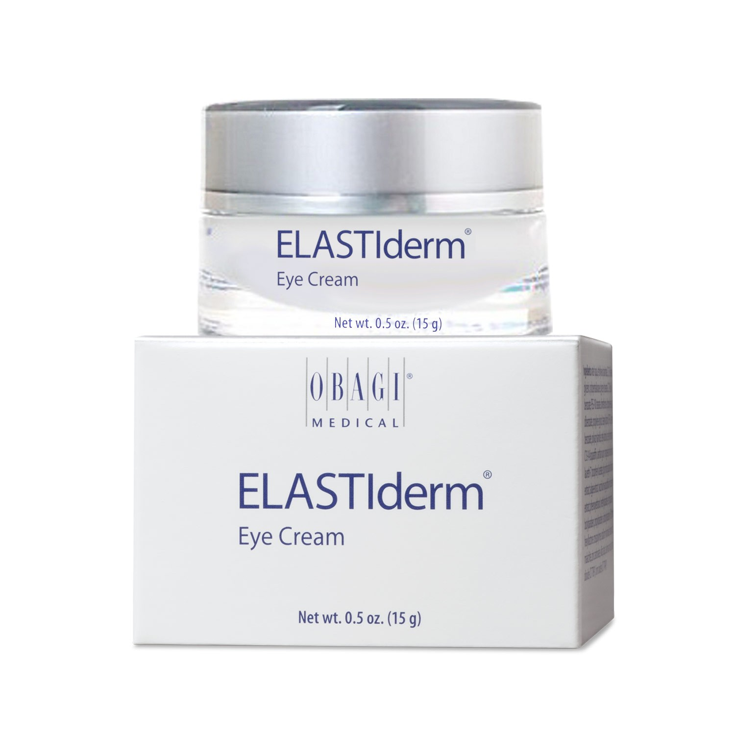 Obagi ELASTIderm Eye Cream 0.5 oz. (15g)  PRICE MATCH GUARANTEE!