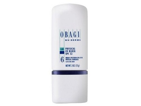 Obagi Nu-Derm Physical UV Block SPF 32 (6)   PRICE MATCH GUARANTEE!