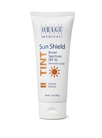 Obagi Sun Shield Tint Broad Spectrum SPF 50 - WARM 3 oz (85g)